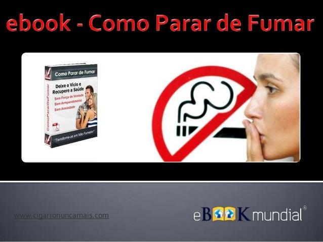 www.cigarronuncamais.com