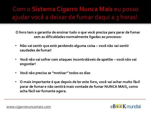 Como se livrará da dependência da fumagem