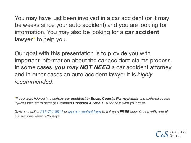 The Do's and Don'ts After An Automobile Accident: Proven Tips to Increase Your Settlement Amount Slide 2