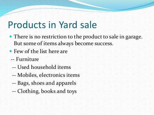 Local Garage Sales Finder Your Local Yard Sale Search