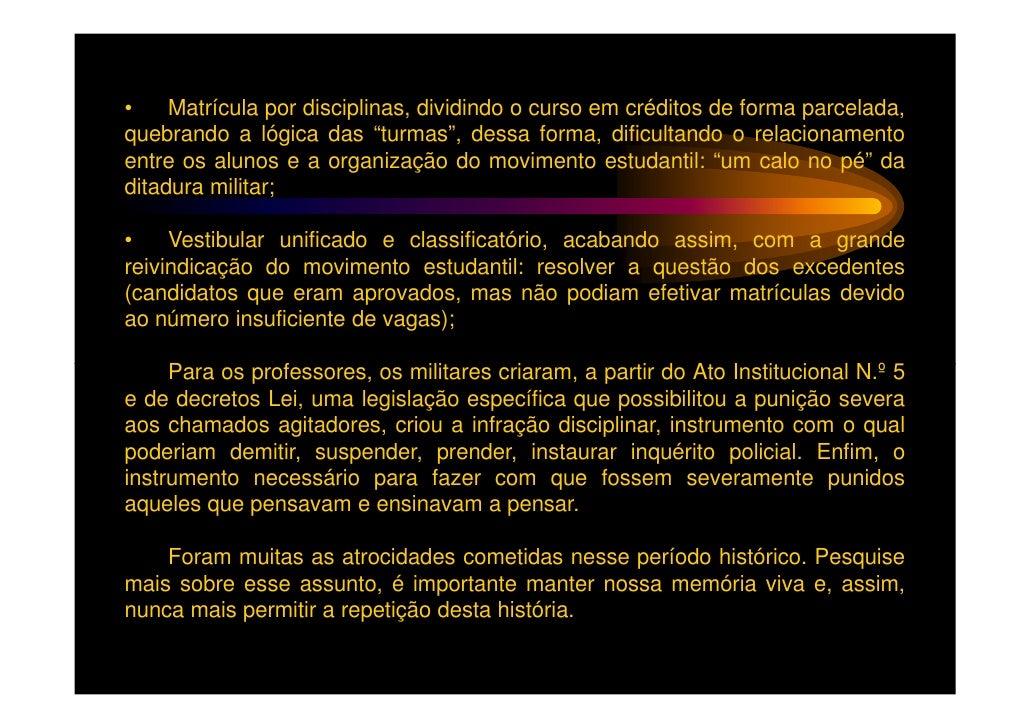 FRAGMENTOS DO CENÁRIO  EDUCACIONAL ATUAL