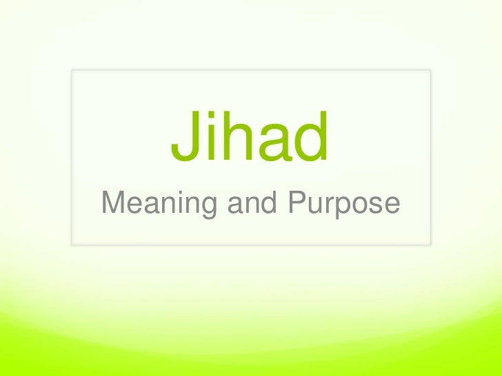 islams purpose and meaning Women veiling what is the hijab and why do muslim men also sometimes wear a head to women and is thus contradictory to its original purpose.