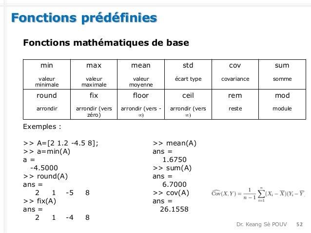 Slide Matlab