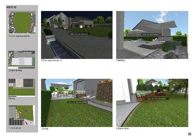 Progettare Il Giardino Da Soli : Progetto giardino privato per esame corso garden design