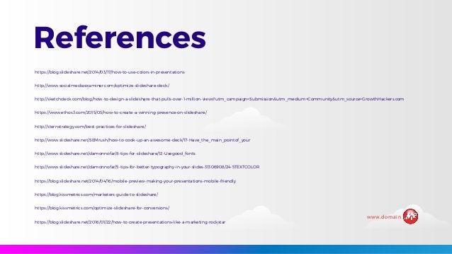https://blog.slideshare.net/2014/03/17/how-to-use-colors-in-presentations http://www.socialmediaexaminer.com/optimize-slid...