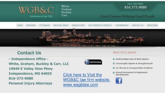 Kansas City Misdiagnosis of Stroke Lawyers | 816-931-9080 | White, Graham, Buckley & Carr, LLC