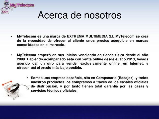 MyTelecom Slide 2