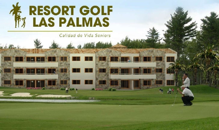Resort Golf Las Palmas
