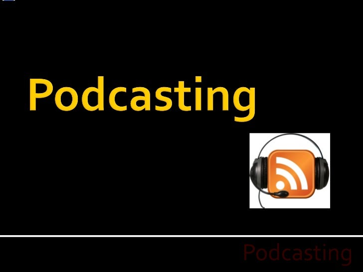 A podcast is a series of digital-media files which are distributed over the Internet using syndication feeds for playback ...