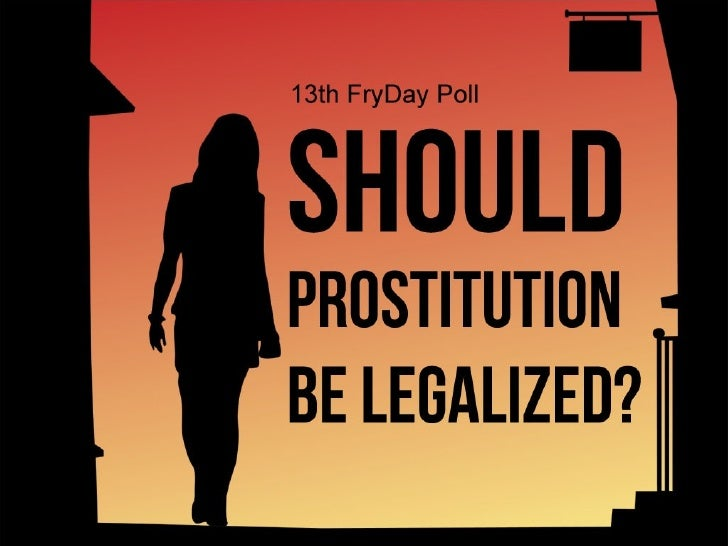 prostitution should it be legal Read about why prostitution should not be legalized, by an organization composed of former sex-industry women.