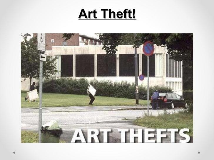 Art Theft!