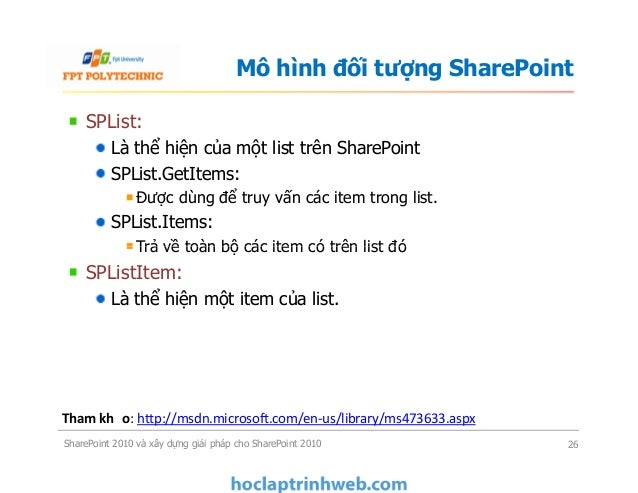 SharePoint Products