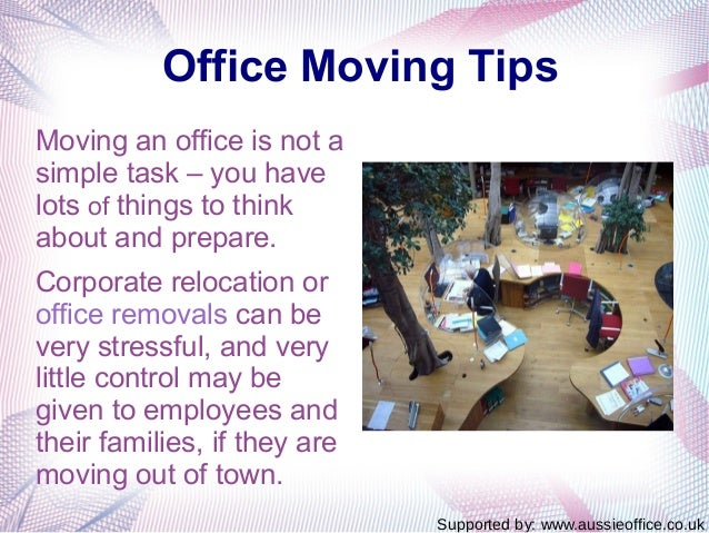 Classic Office Relocations