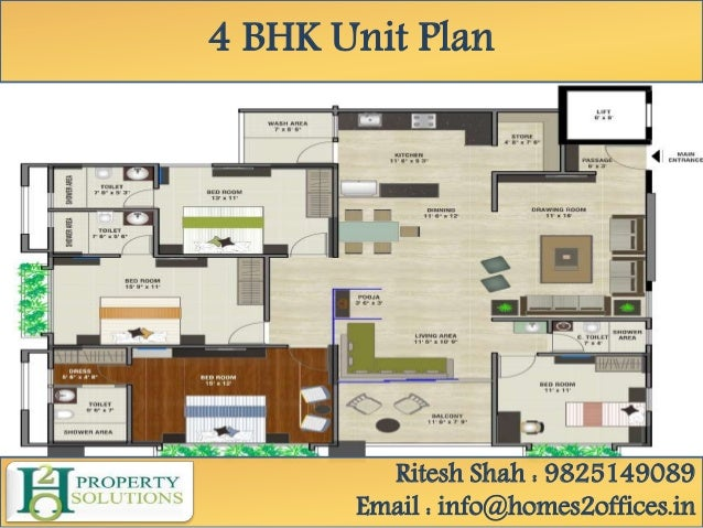 3 4 bhk luxurious apartment for sale in arjun sky life for 4 bhk apartment design