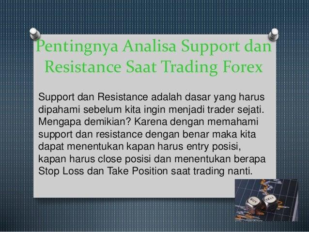 Pentingnya Analisa Support dan Resistance Saat Trading Forex Support dan Resistance adalah dasar yang harus dipahami sebel...