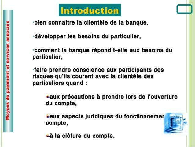 Slide 1 l'ouverture de compte Slide 2