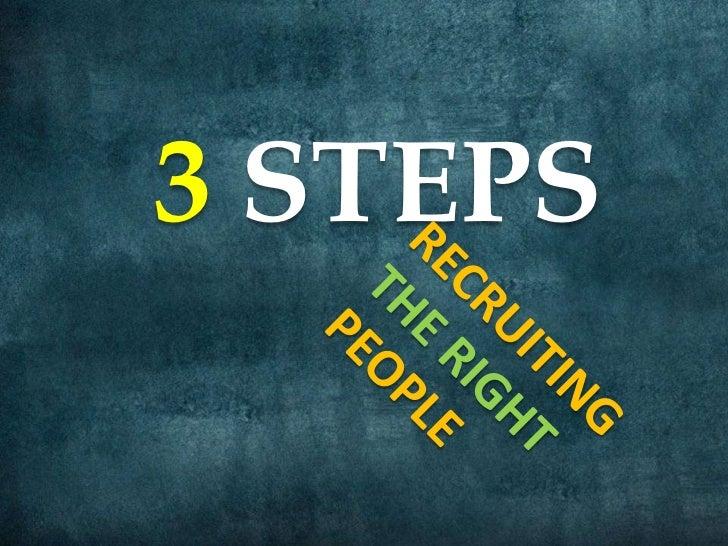 3 STEPS   A