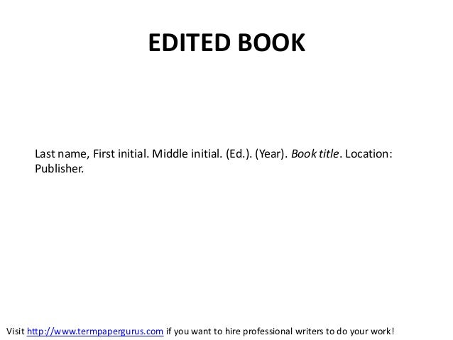 cite article around edited book