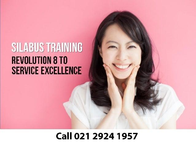 Modules Silver Gold Platinum Delapan perubahan Service Excellence dalam melayani customer masa kini    Revolution 1: tu...