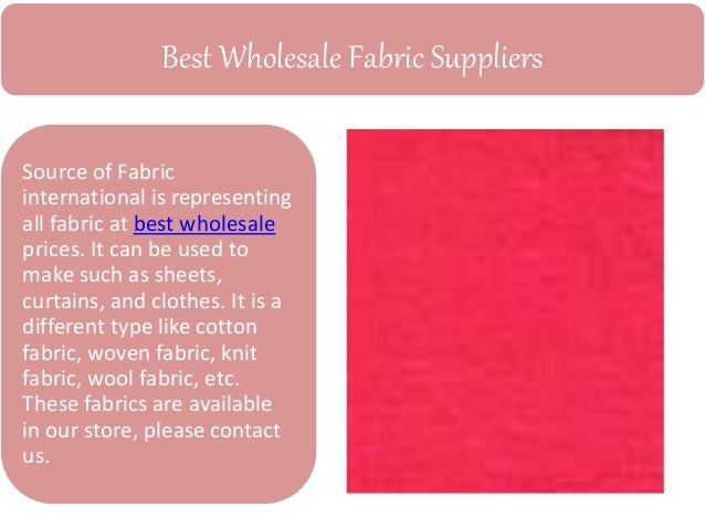 wholesale fabric suppliers near me clothing material suppliers