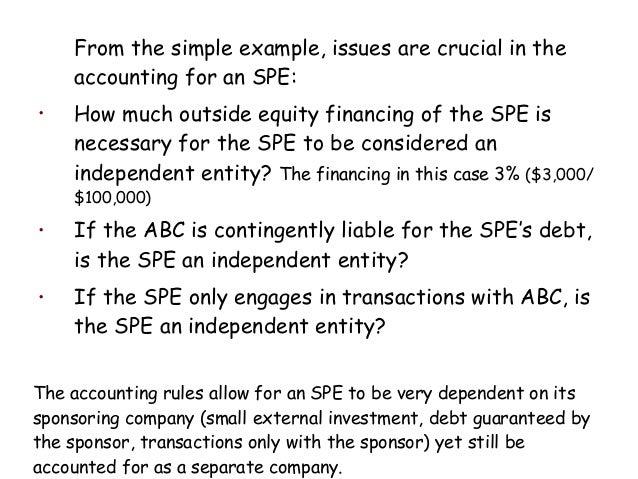 slide 3a off balance sheet