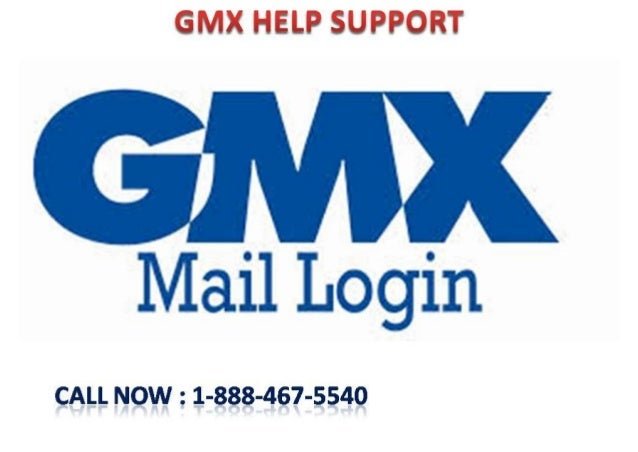 GMX HELP SUPPORT     Mail Login  CALL NOW :  1-888-467-5540