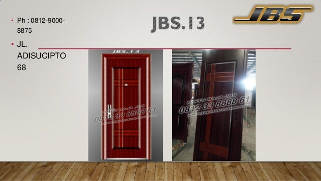 0812 9000 8875 Jbs Pintu Rumah Minimalis Terbaru Pintu Rumah Min