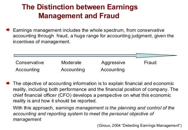 Chapter 11: earnings management ppt video online download.
