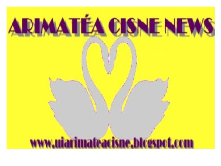 Arimatéa Cisne NEWS