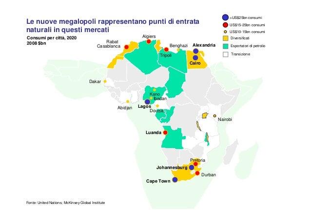 >US$25bn consumiLe nuove megalopoli rappresentano punti di entrata                                                        ...