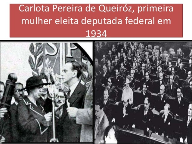 Governo Constitucional • No mesmo ano da aprovação da nova Constituição Vargas foi eleito pelo voto indireto presidente; •...