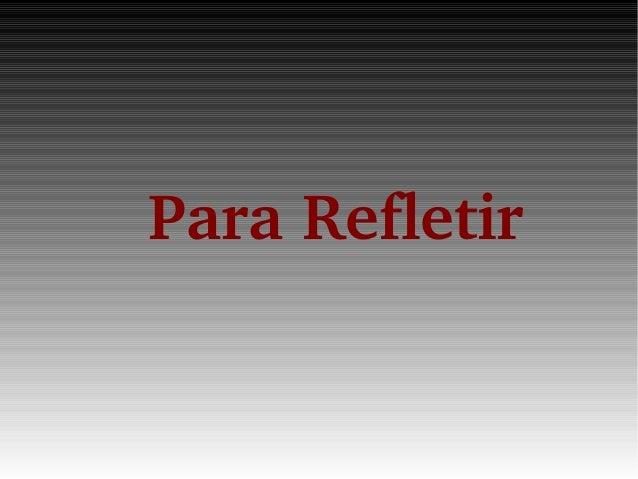 ParaRefletir