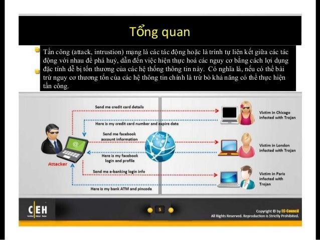 Tìm hiểu về các vụ tấn công mạng ở VN Slide 2