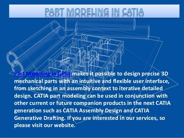 Catia Surface Modeling