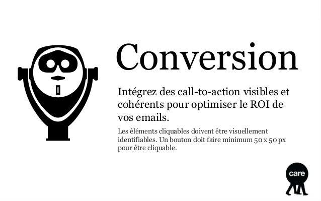 Comment améliorer l'ergonomie de son email ?                                   Conversion                                 ...