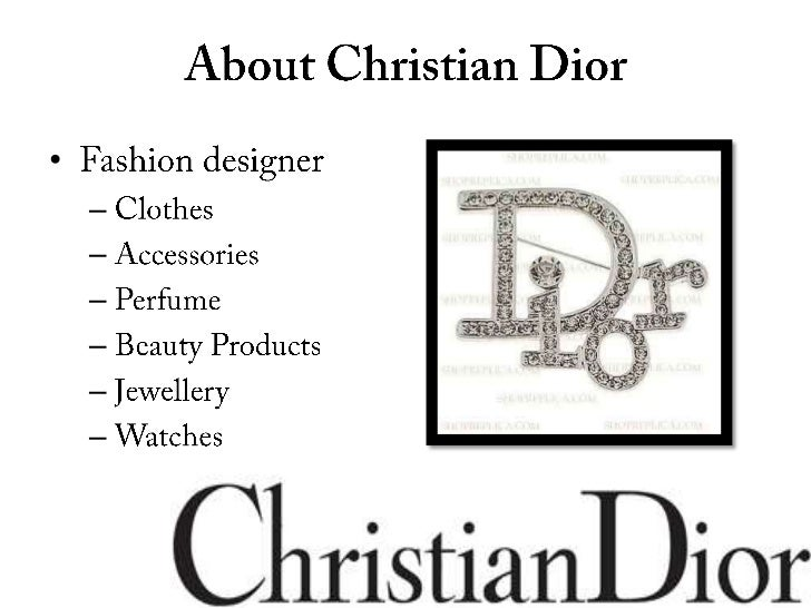 pestle analysis on christian dior Pestle analysis on christian dior christian dior the dior couture fashion house was founded in 1946 by the french designer christian dior dior was the most influential designer in the 1950's and held his first couture fashion show on 12th february 1947 the collection consisted of a range of luxurious clothes, soft shoulders, narrow waists and full flowing skirts.