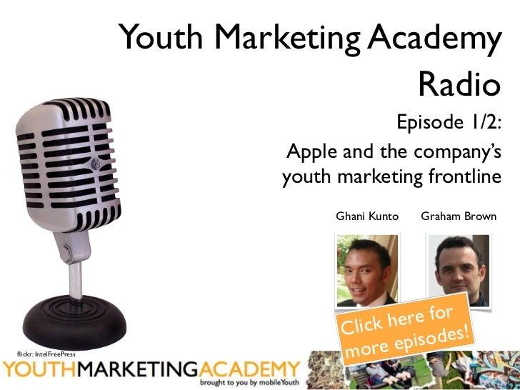 Youth Marketing Academy                                           Radio                                              Episo...