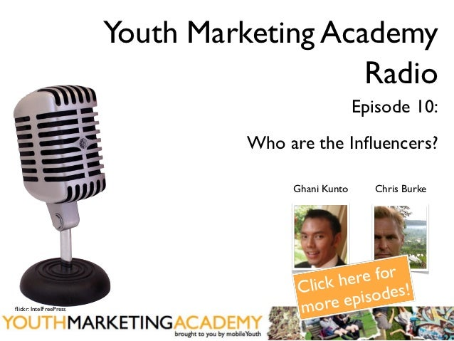 Youth Marketing Academy                                           Radio                                                   ...