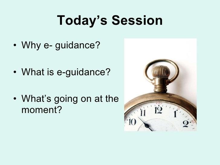 Delivering Internet Based Guidance Services Slide 3