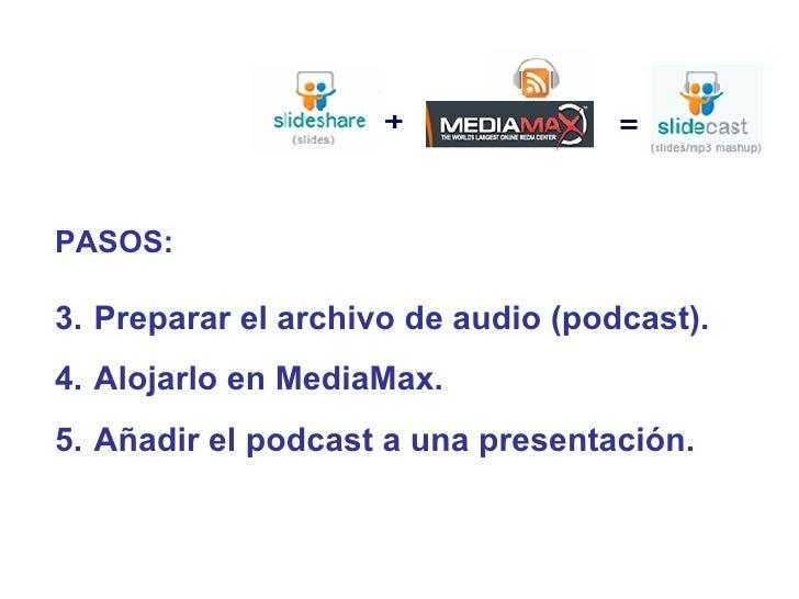 Slidecast Slide 2