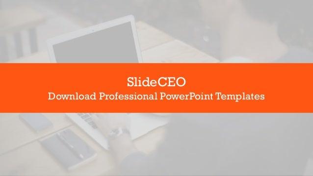 professional powerpoint presentation templates