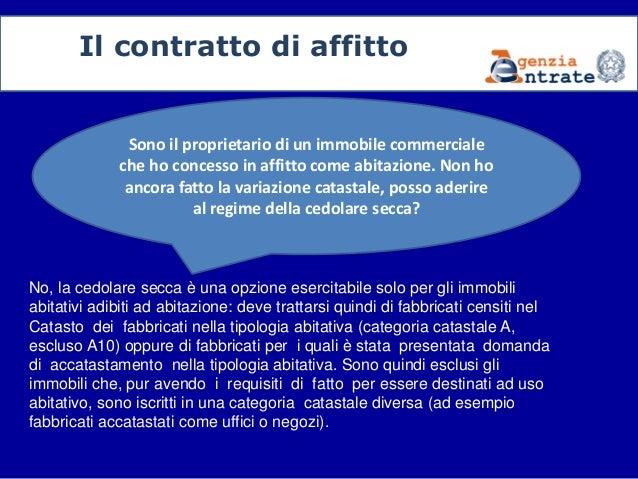 9. Il Contratto Di Affitto ...
