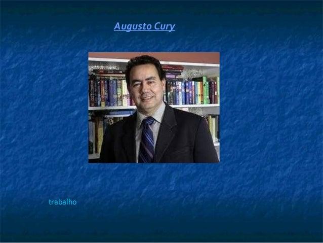 Augusto Cury Slide 3