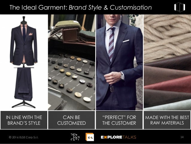 """IN LINE WITH THE BRAND'S STYLE CAN BE CUSTOMIZED """"PERFECT"""" FOR THE CUSTOMER MADE WITH THE BEST RAW MATERIALS The Ideal Gar..."""