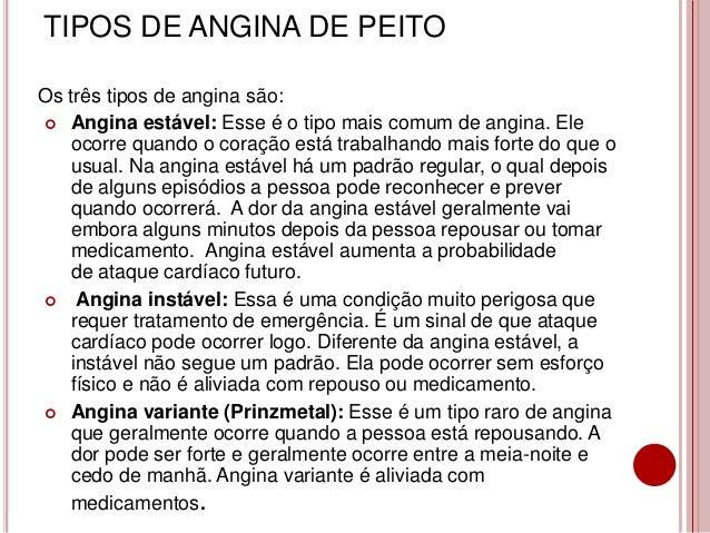 Angina: Sintomas, diagnóstico e tratamento - Symptoma