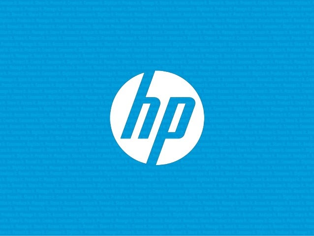 © Copyright 2014 Hewlett-Packard Development Company, L.P. The information contained herein is subject to change without n...