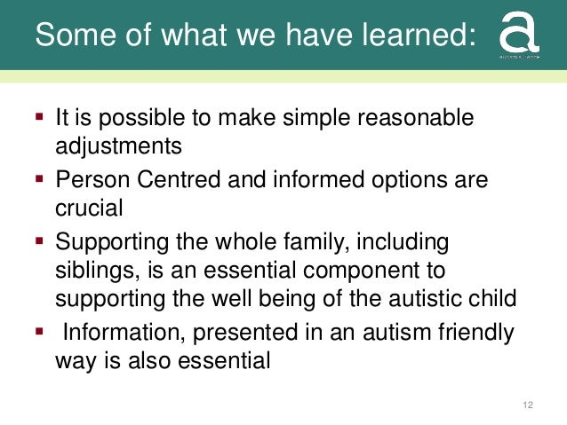 Examples of reasonable adjustments and case studies