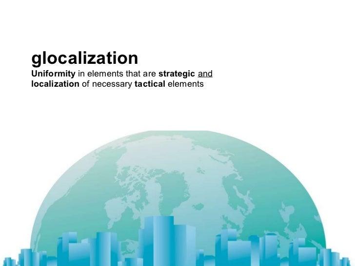 Strategic planning for international markets