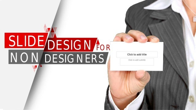 DESIGN DESIGNERSNON FOR SLIDE