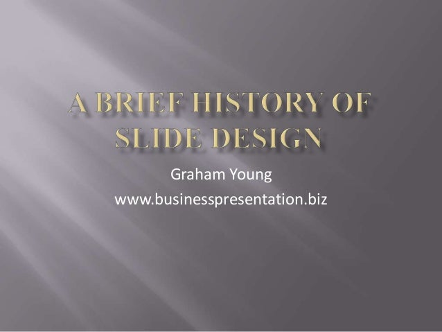 Graham Youngwww.businesspresentation.biz